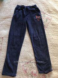 Спортивные штаны для девочки, Mothercare, рост 122