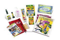 Канцелярский набор для школьника Crayola