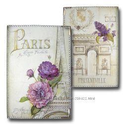 Оригинальные обложечки на паспорт и ключницы на подарок себе и близким
