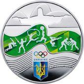 Продам монету Олимпийские игры в Рио- де- Жанейро