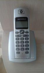Радиотелефон Motorola. Состояние рабочее.