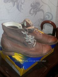 Новые стильные ботинки из натуральной кожи, производсва ЕС