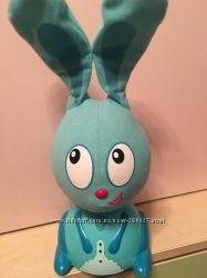Продам зайця, іграшка- їздить, розмовляє, шукає вашого малюка