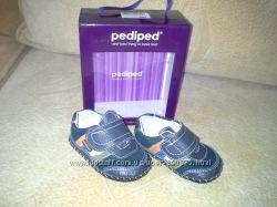 Обалденные туфельки - кроссовочки на первые шаги Pediped