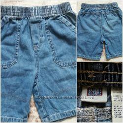 Літні шорти, джинсові, котонові, трикотажні хлопчикам