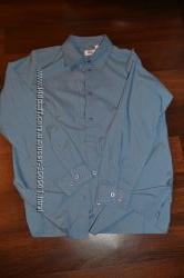 классическая офисная рубашка новая