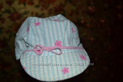 кепочка косыночка шапочка для девочки лето