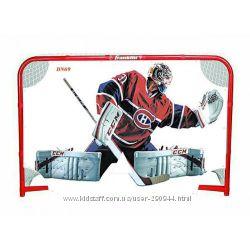 Хоккейный тренажер - имитатор вратаря