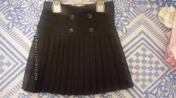 школьная юбка некст в идеальном состоянии