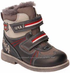 Зимние сапоги ботинки Lapsi Лапси на мальчиков