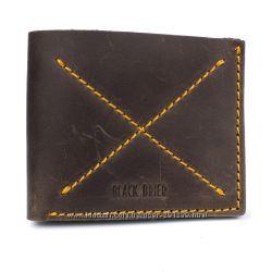 Стильный кошелёк для мужчин Black Brier П13