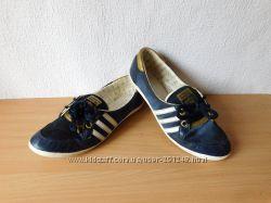 Мокасины Adidas 37-38 р. По стельке 24, 3 см