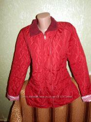 Куртка стеганная модная р 12