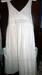 сарафан белый