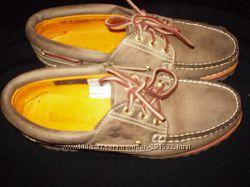 кожаные  туфли  ф.  Timberlend   размер  36   -   24. 5  см