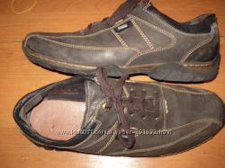 кожаные туфли ф. Fretz Men размер 46 - 30. 5 см