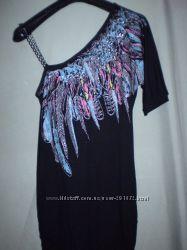 платье  -  туника   ф. Tally  Weijl    Швейцария  размер   М   38