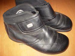 кожаные  ботинки  для  проблемной  ножки  ф.  Ladysko  размер  40 - 26. 5