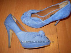 туфельки  ф.  Zara   размер  38  -  25  см