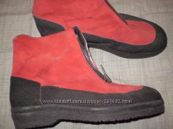 зимние   замшевые  ботинки   Candahar  размер  7  -  27. 5 см