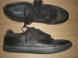 44 - 30 см кожаные кроссовки  ф. Geox
