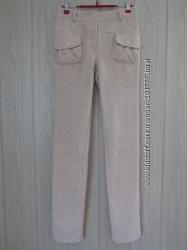 Вельветовые кремовые брюки c401438271bb5