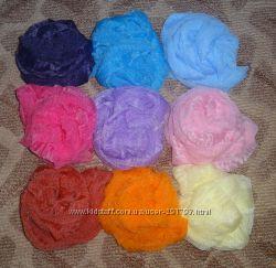 Нежные яркие лёгкие шарфики  много цветов в наличии