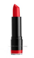 Помады Nyx matte lipstick и Round Lipsticks