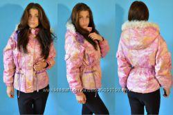 Куртка тёплая на XS-S