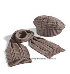Набор берет и шарфик от Ив Роше
