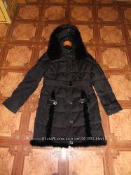 Пальто  пуховик цену снизила