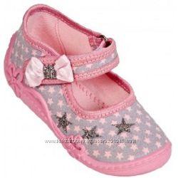 Текстильная обувь Viggami Виггами для девочек в наличии