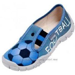 Польская текстильная обувь Viggami Виггами для мальчиков в наличии