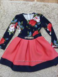 Платье нарядное рост от 134-152 см.