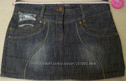 Джинсовая юбочка Juicy Jeans мини