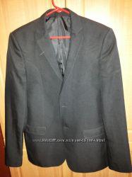 Школьная форма - пиджак и брюки  р. 176