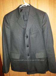 Школьная форма костюм - пиджак и брюки  р. 164