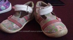 Продам шкіряні туфельки