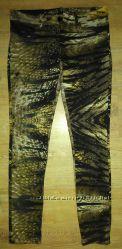 Стильные штаны-леггинсы kiki riki