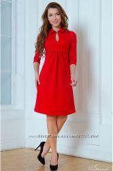 Милое  красное платье vilenna
