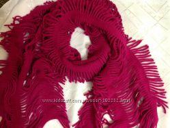 Мягенький креативный шарф