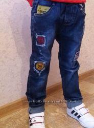 Крутые джинсы р. 116-122-128-140-146
