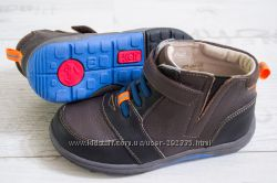 Ботинки кожаные See Kai Run 34-35р
