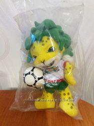 Леопард - символом чемпионата мира по футболу-2010