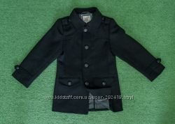 Пальто Primark 3-4 г. новое элегантное шерсть на мальчика