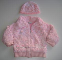 Куртка-кофта Mei Na, размер 18 месяцев, бу
