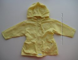 Куртка-ветровка, размер 86 см, бу