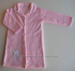 Халат флисовый, размер 3-5 лет, бу