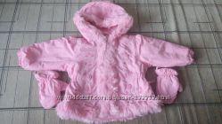 Продам новую зимнюю куртку OKIE DOKIE, 18M
