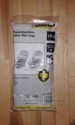 Karcher Бумажные фильтр-мешки для Т-71 и Т-101